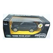 Rastar Range Rover Sport 1/24 Scale R/C model with Lights, Battery Included, Ready to Run..