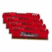 G.Skill 16 GB DDR3-RAM - 2133MHz - (F3-17000CL11Q-16GBZL) G.Skill RipjawsZ-Serie - CL11