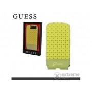 Cg Mobile Guess Gianina stojeća kožna futrola za Samsung GT-I9190/9192/9195 Galaxy S IV. mini ,žuta (GUFLS4M