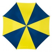 Umbrela Disco Blue Yellow