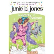 Junie B. Jones Is a Party Animal, Paperback/Barbara Park