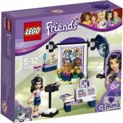 Конструктор Лего Френдс - Фотостудиото на Emma - LEGO Friends, 41305