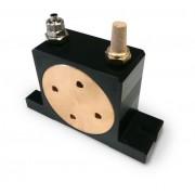 Пневматический роликовый промышленный вибратор OLI OR65 (пневмовибратор)