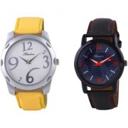 Timebre Men Royal Turquoise Casual Analog Watch-310