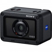 Sony DSC-RX0 II Premium Tiny Tough Camera