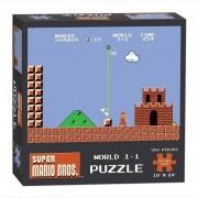 Super Mario Bros. Värld 1-1 pussel, 500 bitar