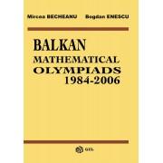 Balkan Mathematical Olympiads 1984-2006 (eBook)