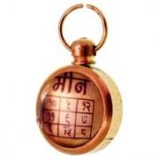 Haridwar Astro Meen or Pisces Rashi Yantra Locket