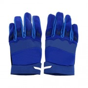 ELECTROPRIME Fox Racing Race Gloves - Motocross ATV Dirt Bike Gear Blue L Size