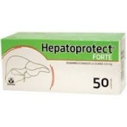 Hepatoprotect Forte 50cpr