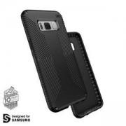 Протектор Speck Presidio Grip за Samsung Galaxy S8, Удароустойчив,Черен, SPS8GBLK
