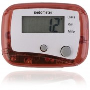 ER Mini Digital LCD Podómetro Run Correr Paso Corta Distancia Contador Nueva Red