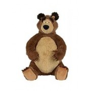 Jucarie De Plus Masha And The Bear Bear Soft Plush 50Cm