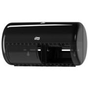 Dispenser hartie igienica rola Conventional negru Tork