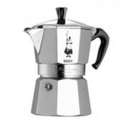 Bialetti Moka Kaffekokare 3 koppar