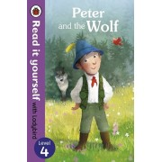 Peter and the Wolf - Read it yourself with Ladybird: Level 4, Paperback/***