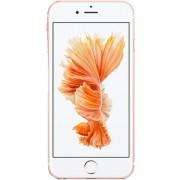 "Telefon Mobil Apple iPhone 6S, Procesor Apple A9, IPS LED-backlit Multi‑Touch 4.7"", 2GB RAM, 128GB flash, 12MP, Wi-Fi, 4G, iOS 9 (Rose Gold) + Cartela SIM Orange PrePay, 6 euro credit, 6 GB internet 4G, 2,000 minute nationale si internationale fix sau SMS"