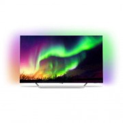 """TV LED, Philips 65"""", 65OLED873/12, Smart, 4100PPI, Ambilight 3, HDR Perfect, Micro Dimming Perfect, UHD 4K"""