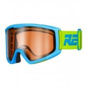 RELAX SLIDER Dětské lyžařské brýle HTG30B modrá