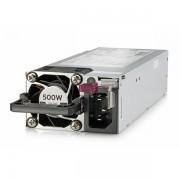 HPE 500W FS Plat Ht Plg LH Pwr Sply Kit 865408-B21