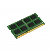 Memoria Kingston SODIMM DDR3 PC3-10600 (1333MHz) CL9, 4 GB KCP313SS8/4