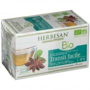 Herbesan® Herbesan infusion transit facile bio 20 pc(s) 3428883660208