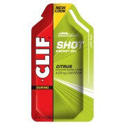 CLIF BAR Citrus Energy Gel SHOT 24 Pack x 34g