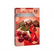 Lumanare parfumata tip pastila Aura Chocolate Cherry 6 buc / set