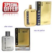 JFenzi Millenium Men - zestaw promocyjny, woda perfumowana, woda po goleniu