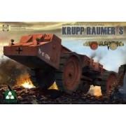 Takom Model redukcyjny pojazdu saperskiego Krupp Raumer S, Takom 2053