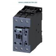 3RT2037-1NB30, Contactor 65A, SIEMENS, contactor 30KW / 400V, Sirius, Tensiune Bobina 24V AC / DC, S2