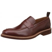 Aldo Men's Umilaviel Cognac Loafers and Moccasins -9 UK/India (43 EU) (10 US)
