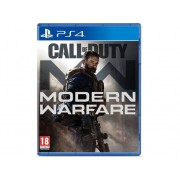 ACTIVISION Preventa Juego PS4 Call Of Duty: Modern Warfare (FPS - M18)