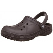 crocs Unisex Ralen Lined Clog Espresso Clogs and Mules - M9W11
