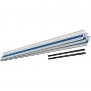 Set de sina de ghidaj plus tije conectoare pentru fierastrau PL285 Scheppach SCH5901805701 3x420 mm