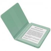 eBook четец BOOKEEN SAGA, 6 инча, Силиконов калъф, Зелен, BOOKEEN-CYBSB2F-GN