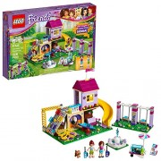 Lego Friends Heartlake City Playground 41325 Building Kit (326 Piece), Multi