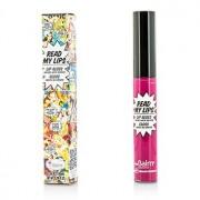 Read My Lips (Lip Gloss Infused With Ginseng) - #Zaap! 6.5ml/0.219oz Read My Lips (Гланц за Устни с Женшен) - #Zaap!