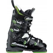 Nordica Sportmachine 110 Black/Anthracite/Green 270