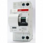 Intrerupator automat diferential 16A 1P+N 30mA DS951 ABB