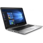 """NB HP 470 G4 Y8A95EA, siva, Intel Core i5 7200U 2.5GHz, 256GB SSD, 8GB, 17.3"""" 1920x1080, nVidia GeForce GT 930MX 2GB, Windows 10 Professional 64bit, 36mj"""