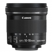 Canon 10-18mm f/4.5-5.6 IS STM