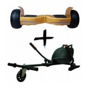 Hoverboard Hummer y Hoverkart City Luz LED