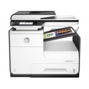 HP PageWide 377dw Multifunctionele inkjetprinter (kleur) A4 Printen, scannen, kopiëren, faxen LAN, WiFi, NFC, Duplex, Duplex-ADF