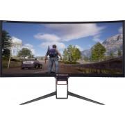 Acer Predator Z35P Gaming-Monitor (3440 x 1440 Pixel, UWQHD, 4 ms Reaktionszeit, 100 Hz), Energieeffizienzklasse B