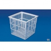 Hoverlabs Test Tube Baskets 140 X 120 X 110 Mm (Pack Of 6)