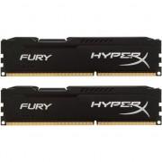 Memorie HyperX FURY Black 16GB, DDR3, 1866MHz, CL10, 1.5V, kit 2x8GB