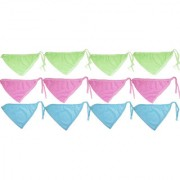Saashika Baby Towel Nappies/Langot for The Little Ones (0-6months)(12pc Set)