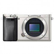 Sony A6000 silver kamerahus