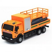 Mai Yi Toddlers Toy Scale 1:43 Engineering Construction Vehicle Die Cast Model Pull Back Car Sanitation trucks Engineering rescue vehicle Mixers truck Cement Lorry Boys &Girls